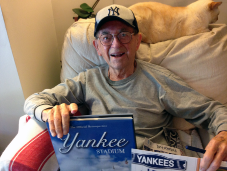 Dad & Yankee Stuff